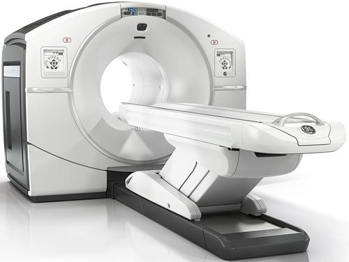 GE Discovery MI PET CT