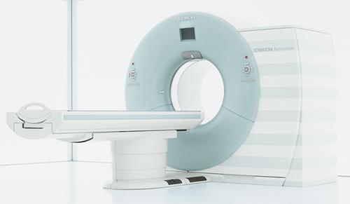 Siemens SOMATOM Definition DS (Dual Source 128) CT Scanner