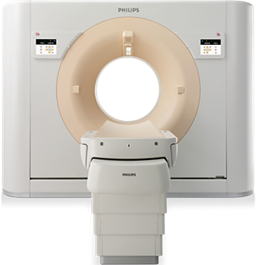 Philips iCT 128 and 256 Slice CT Scanner