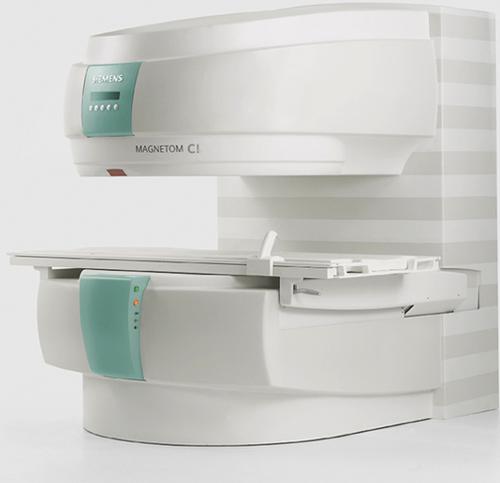 Siemens MAGNETOM C Open MRI Scanner