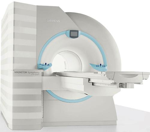 Siemens MAGNETOM Symphony TIM 1.5T MRI Scanner